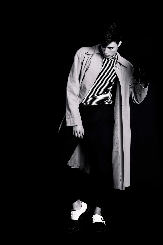 Fotografía de moda en estudio - Editorial Autumn/Winter