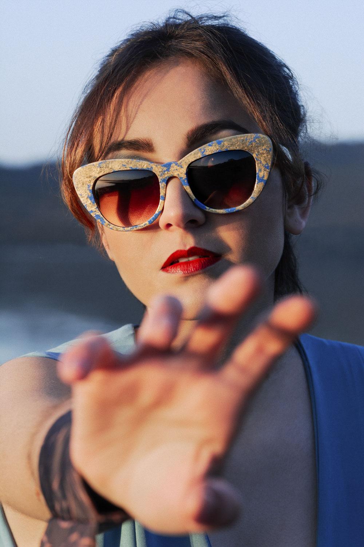 Fotografía artística moda - Fotografía de moda editorial - Fotografía de moda en exteriores - Editorial for Elegant Magazine