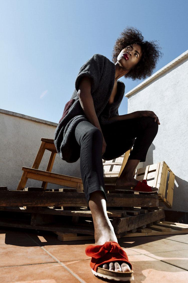 Fotografía de moda urbana - Fotografía de moda en exteriores - Fotografía artística moda - Natalia Hubbard's collection