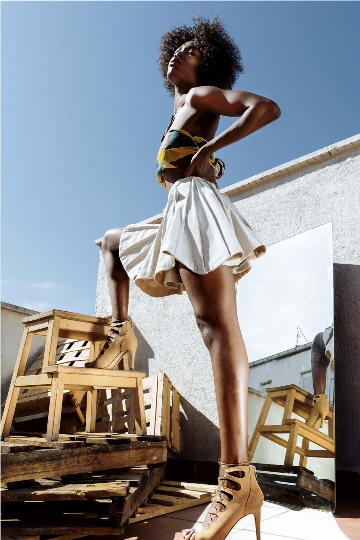Fotografía de moda urbana - Natalia Hubbard's Collection