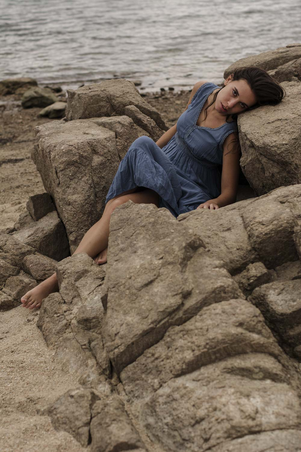 Shooting with Nerea Uribe for Picton Mag