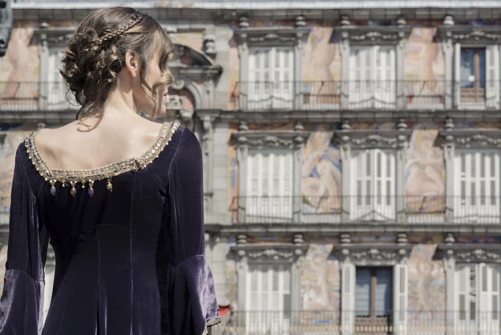 Fotografía de moda y publicidad - Editorial for Sastrería Cornejo