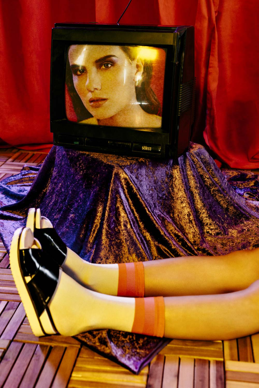 Fotografía creativa y retrato conceptual - Editorial for Shuba Magazine