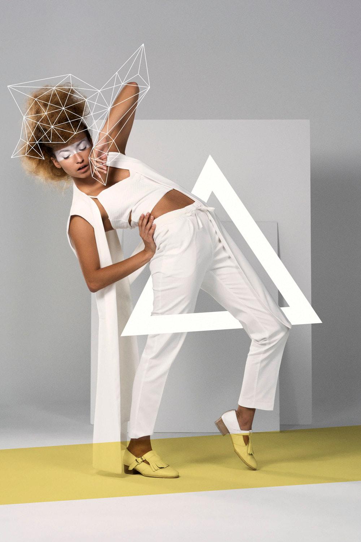 Fotografía de moda - Editorial for Veces Magazine