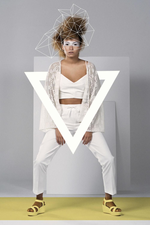 Fotografía de moda - Concept art - Fine art - Editorial for Veces Magazine