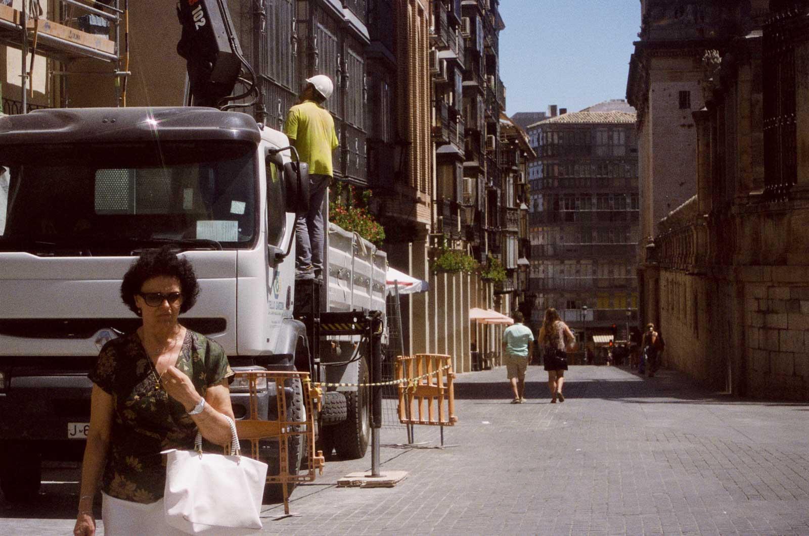 Fotografía documental contemporánea - Andalucía