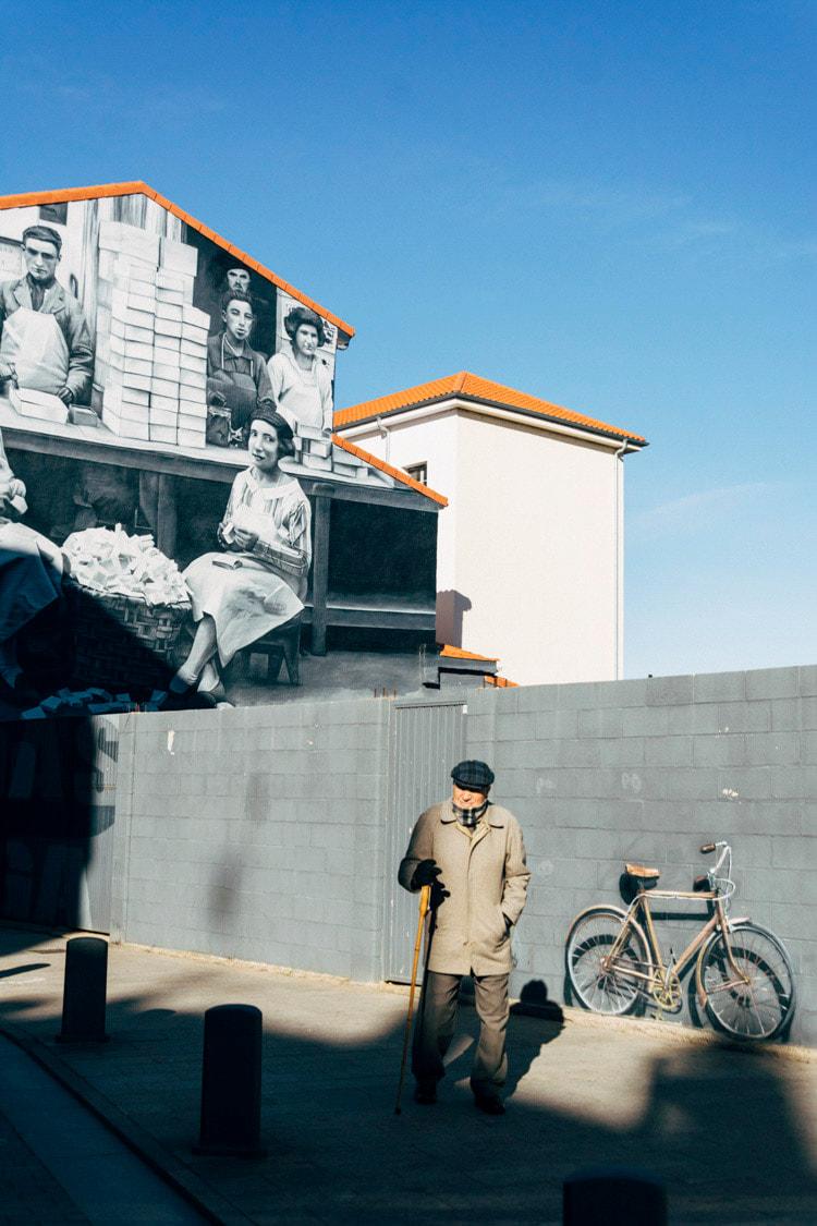 Dirección de fotografía - Fotografía documental contemporánea - Asturias