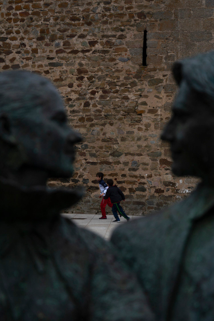 Dirección de fotografía - Fotografía documental contemporánea - Badajoz