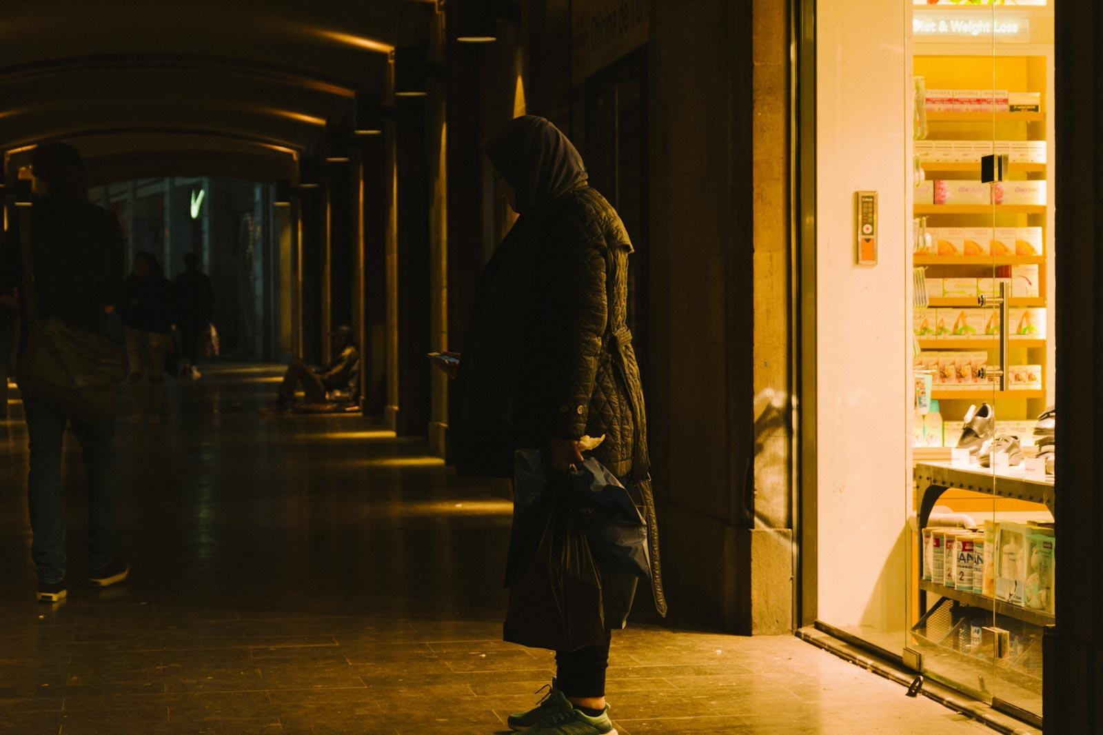 Fotografía documental contemporánea - Barcelona