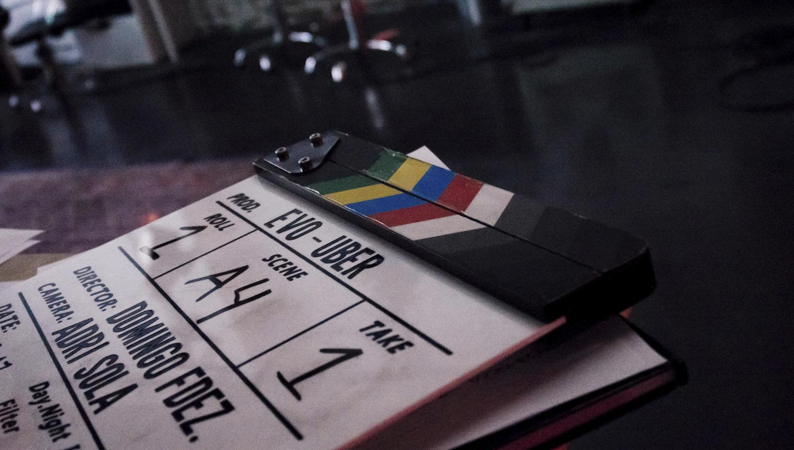 Fotógrafo corporativo - Behind the scenes – Evo Bank & Uber
