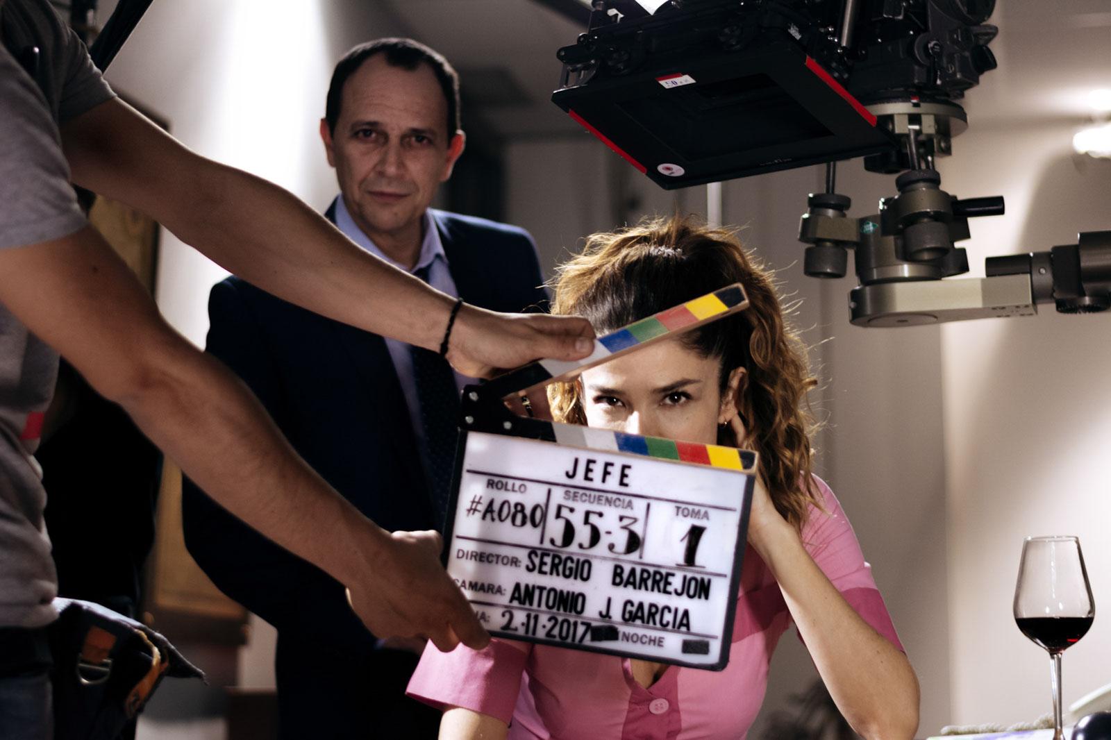 Jefe: Film – Behind the scenes