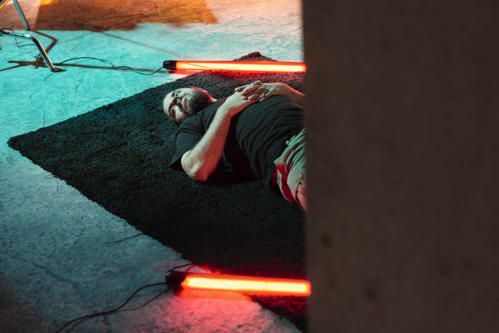 La Fantasía: Short Film – Behind the scenes