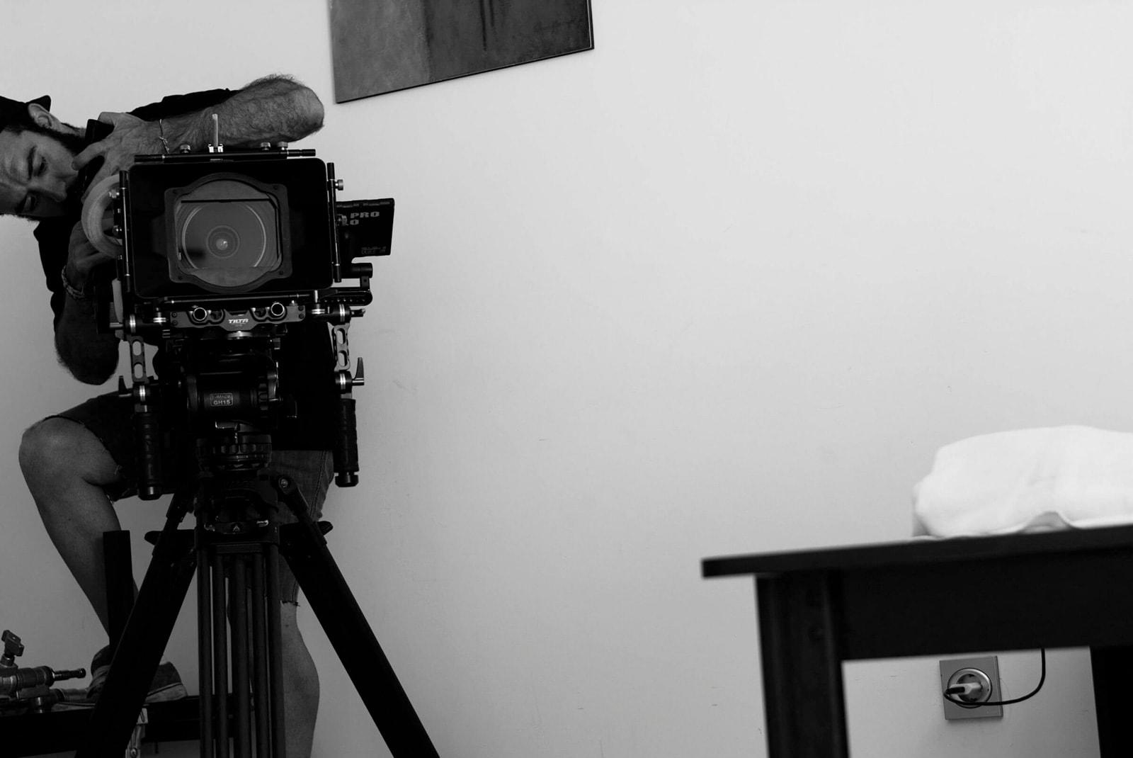 Fotógrafo corporativo - Behind the scenes – S.O.L. – Short Film