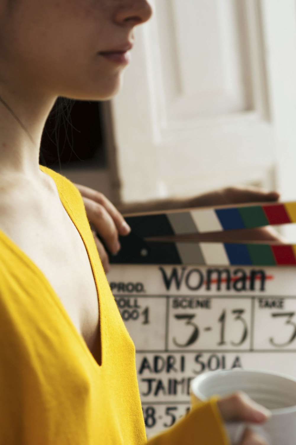 Woman: Short Film – Behind the scenes