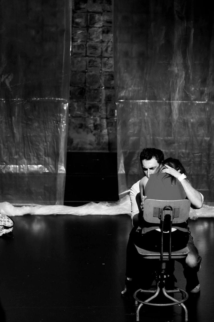 Fotógrafo corporativo - Behind the scenes – New Order by Sergi Pompermayer