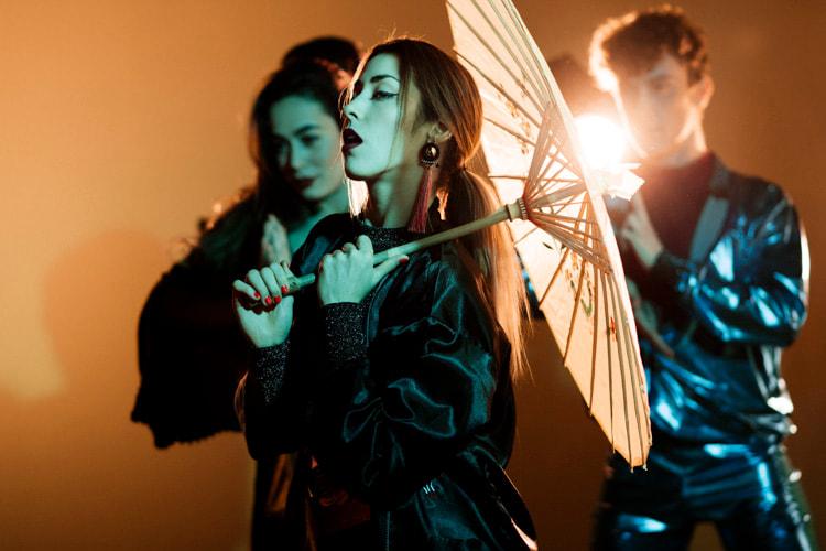 Fotógrafo corporativo - Behind the scenes – Kung Fu