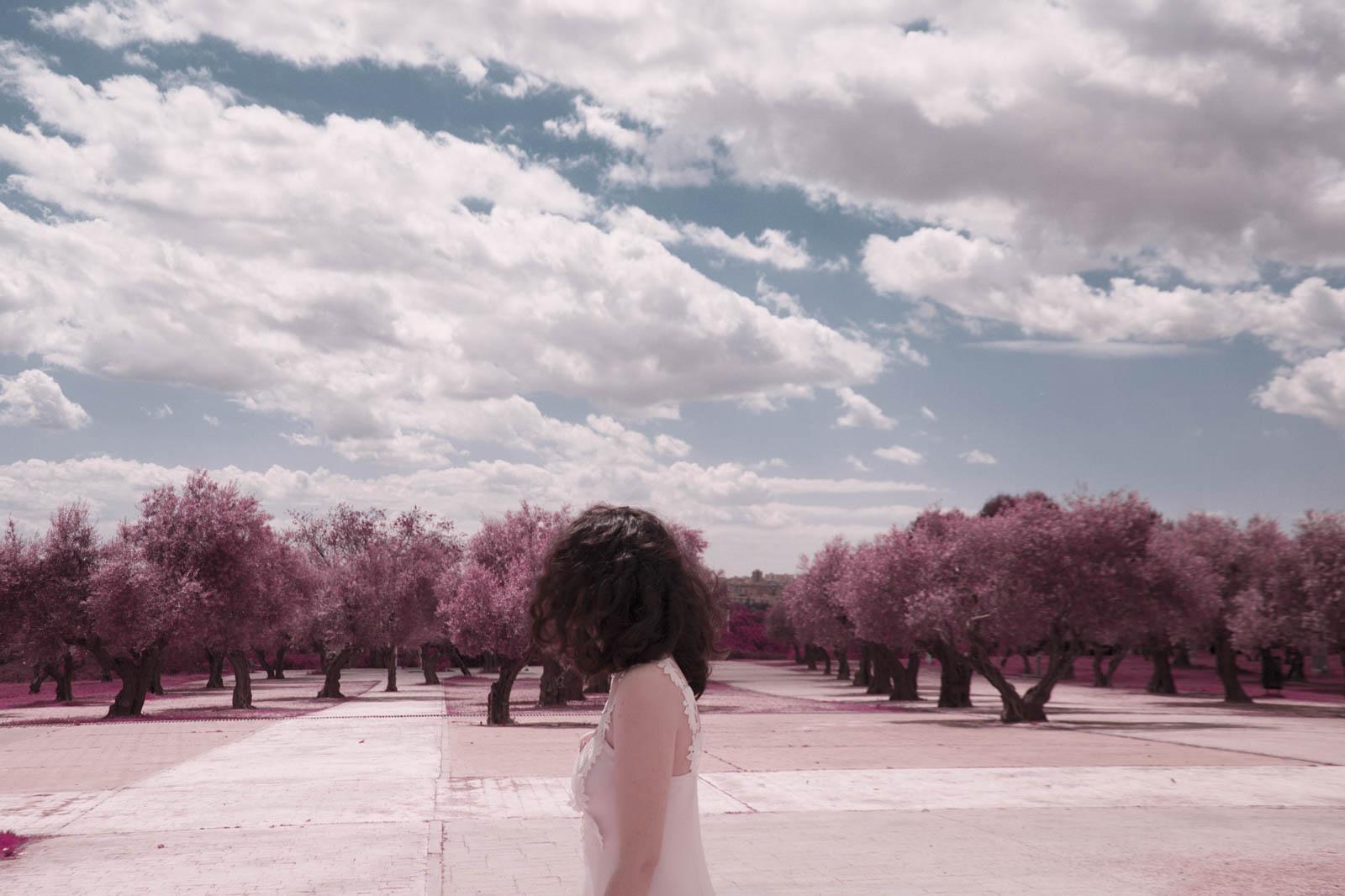 Directora de cine - Video publicitario - Fotografía fine art - Visual poem